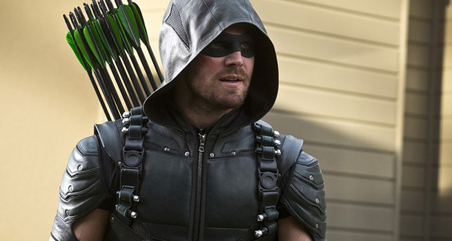 Serie TV: il nuovo antagonista di Arrow nella quinta stagione