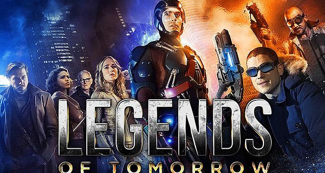 Legends Of Tomorrow: Connor Hawke farà un'apparizione nello show