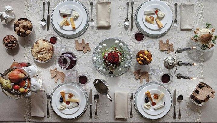 Tutti i trucchi per apparecchiare e decorare la tavola di natale - Apparecchiare la tavola di natale 2014 ...